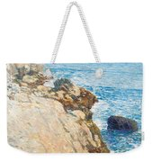 The East Headland Weekender Tote Bag by Childe Hassam