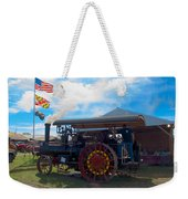 The Eclipse Getting Ready Weekender Tote Bag