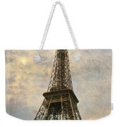 The Eiffel Tower Weekender Tote Bag by Laurie Search