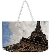 The Eiffel Tower Polarized Weekender Tote Bag