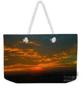 The Electric Sky  Weekender Tote Bag
