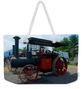 The End Of The Day For The Frick Weekender Tote Bag