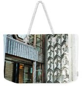 The Entranceway To Unilever House  Weekender Tote Bag