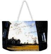 The Equation Weekender Tote Bag