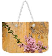 The Escaping Bougainvillea Weekender Tote Bag
