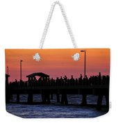The Evenings Cast Weekender Tote Bag