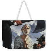 The Execution Of Walter Raleigh Weekender Tote Bag