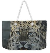 The Eyes Of A Jaguar Weekender Tote Bag