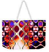 The Fabric Of Time Weekender Tote Bag