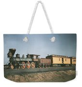 The Fair Of The Iron Horse, Baltimore Weekender Tote Bag