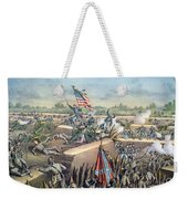 The Fall Of Petersburg To The Union Army 2nd April 1965 Weekender Tote Bag