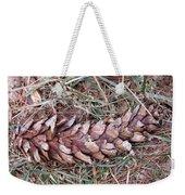 The Fallen Pine Weekender Tote Bag