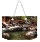 The Falls Virgin River Weekender Tote Bag