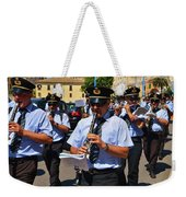 The Fanfare Weekender Tote Bag by Dany Lison