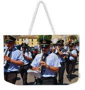 The Fanfare Weekender Tote Bag