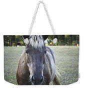 The Farmers Horse Weekender Tote Bag