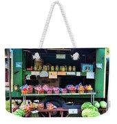 The Farmers Market Weekender Tote Bag