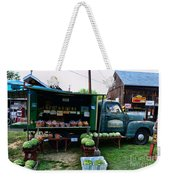 The Farmer's Truck Weekender Tote Bag by Paul Ward