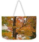 The Fay Tree Weekender Tote Bag