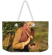 The Fern Gatherer Weekender Tote Bag