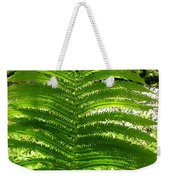 The Fern Weekender Tote Bag