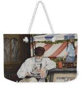 The Festival Artist Weekender Tote Bag