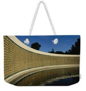 The Field Of Stars On The Freedom Wall Weekender Tote Bag