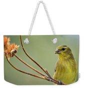 The Finch  Weekender Tote Bag