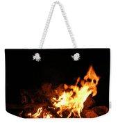 The Fire Inside Weekender Tote Bag