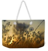 The Fire Of The Sun Weekender Tote Bag