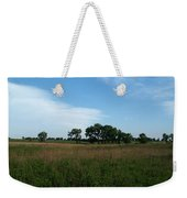 The First Homestead Weekender Tote Bag