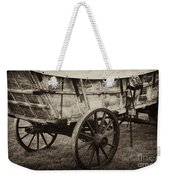 The First Station Wagons Weekender Tote Bag