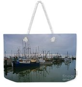 The Fishing Fleet Weekender Tote Bag