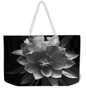 The Flower Of One Night Weekender Tote Bag