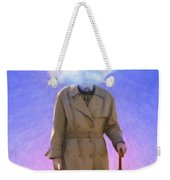 The Fool On The Hill Weekender Tote Bag