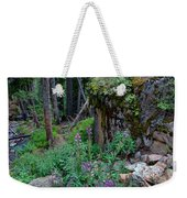 The Forest Trail Weekender Tote Bag
