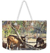 The Fork In The Tree Weekender Tote Bag