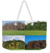 The Four Seasons Weekender Tote Bag