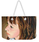 The French Girl Weekender Tote Bag
