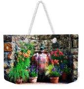 The Garden Cistern Weekender Tote Bag