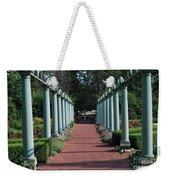 The Garden Walk Weekender Tote Bag