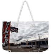 The Gateway Diner - Trooper Pa Weekender Tote Bag