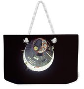 The Gemini 7 Spacecraft Weekender Tote Bag