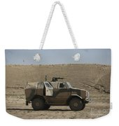 The German Army Atf Dingo Armored Weekender Tote Bag