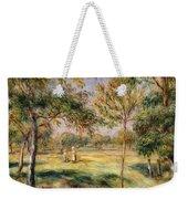 The Glade Weekender Tote Bag by Pierre Auguste Renoir