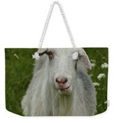 The Goat Weekender Tote Bag