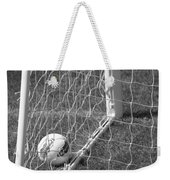 The Golden Goal Weekender Tote Bag