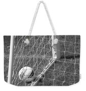 The Golden Goal Weekender Tote Bag