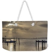 The Golden Hour II Weekender Tote Bag