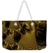 The Golden Mascarade Weekender Tote Bag